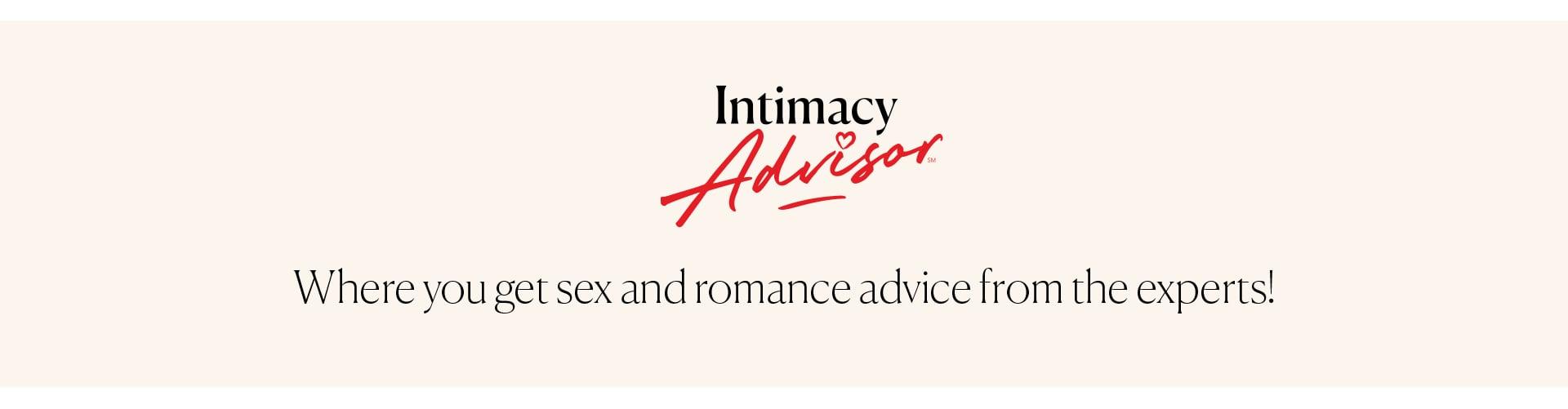 Intimacy Advisor