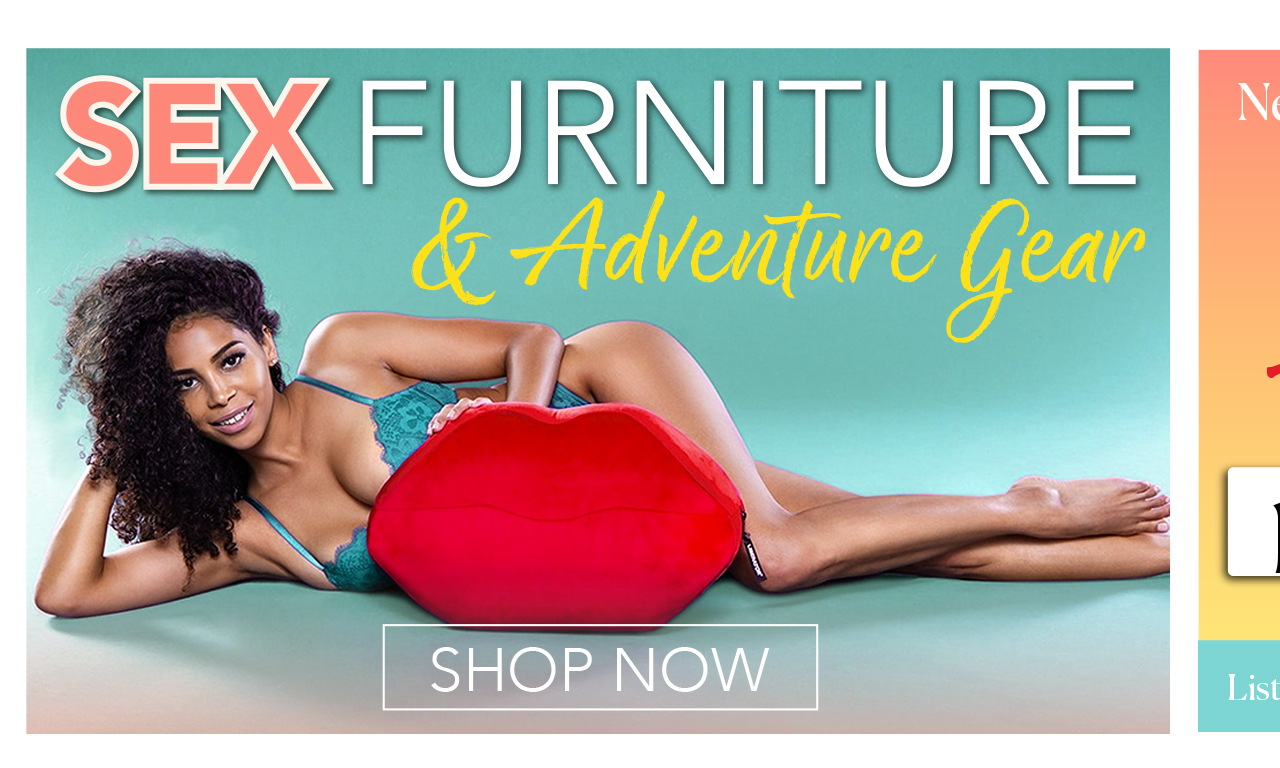Sex Furniture & Adventure Gear - Click here to Shop the Collection!