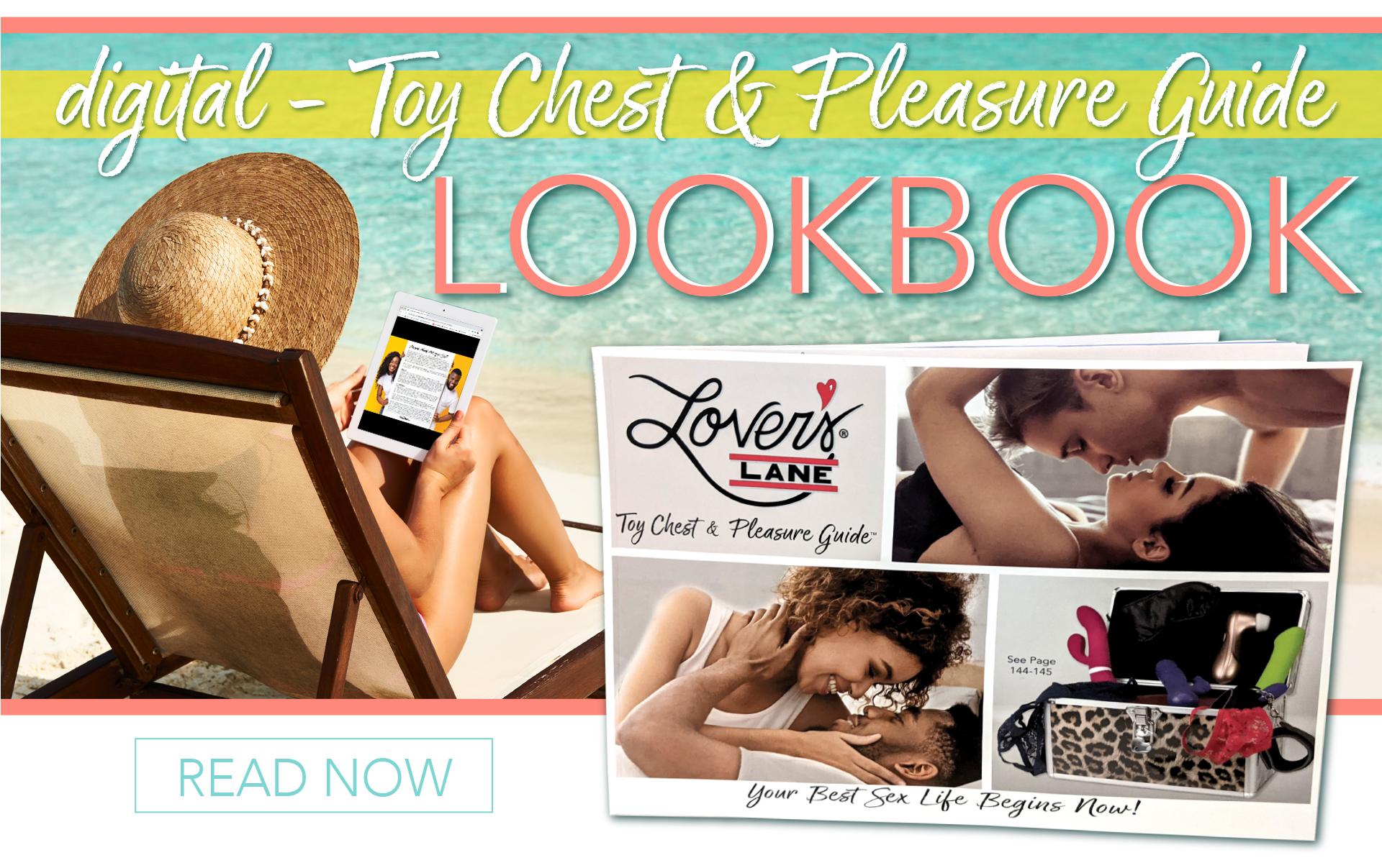 Digital Toy Chest & Pleasure Guide LOOKBOOK - READ NOW