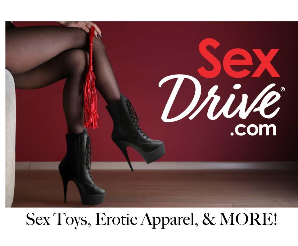 SexDrive.com - Sex Toys, Erotic Apparel, & MORE!