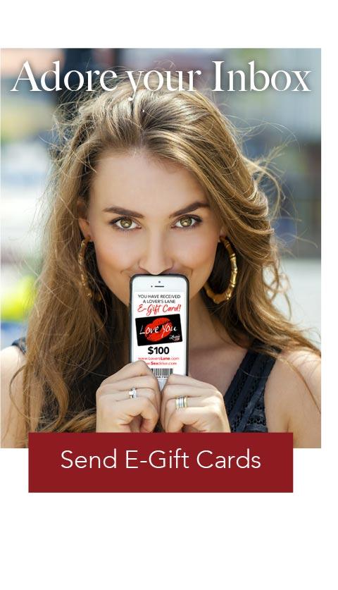 Adore your Inbox - Send E-Gift Cards