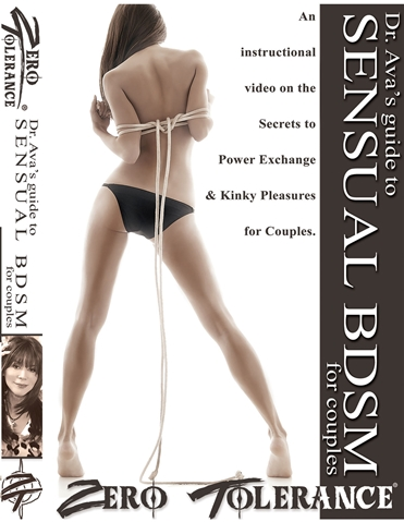 SENSUAL BDSM FOR COUPLES DVD
