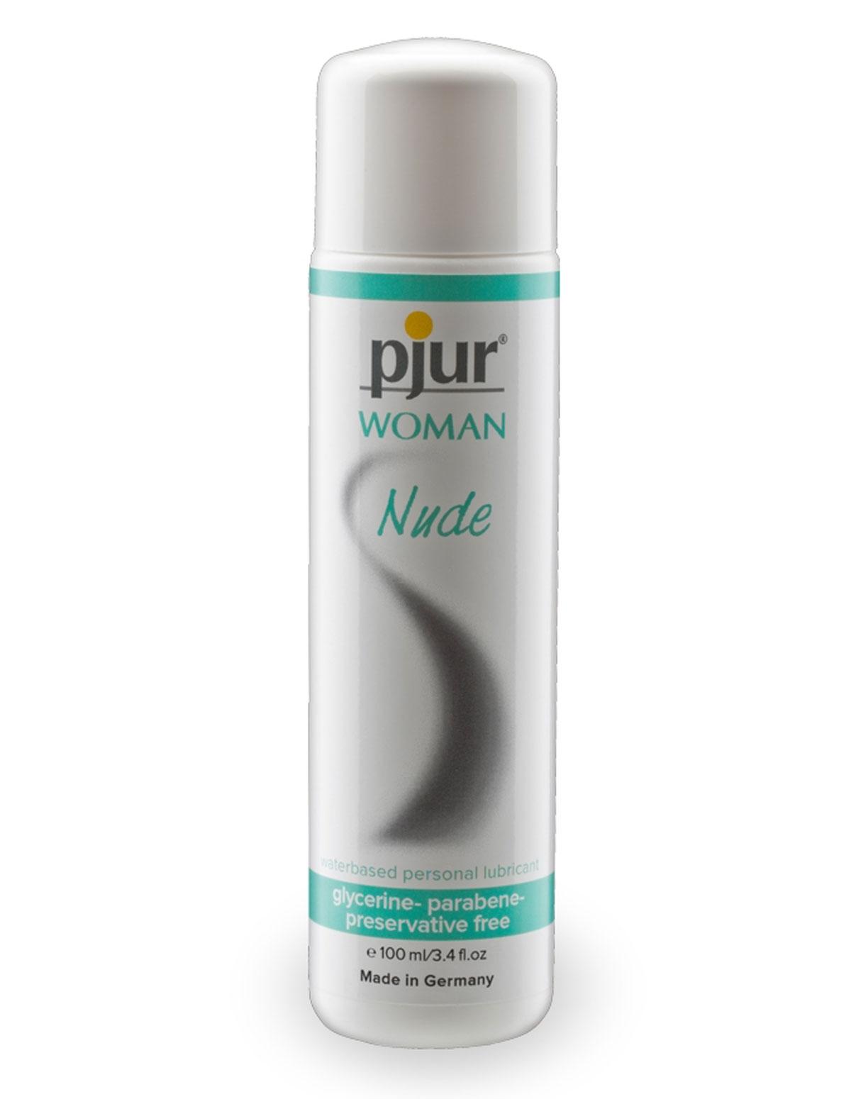 Pjur Woman Nude Lube 100Ml