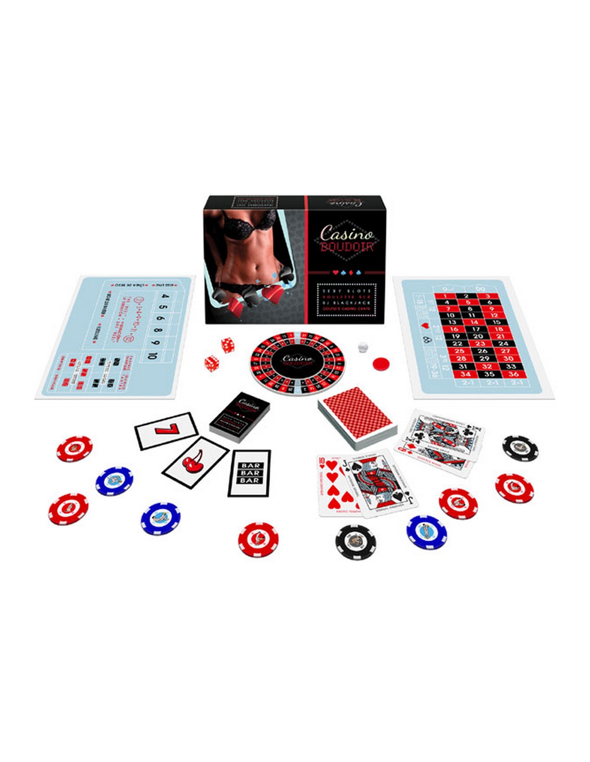 Casino Boudoir Game