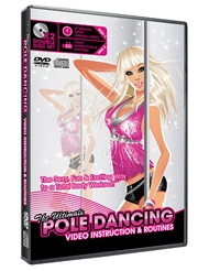 POWER POLE DANCING DVD