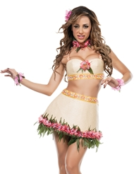 TIKI GODDESS COSTUME