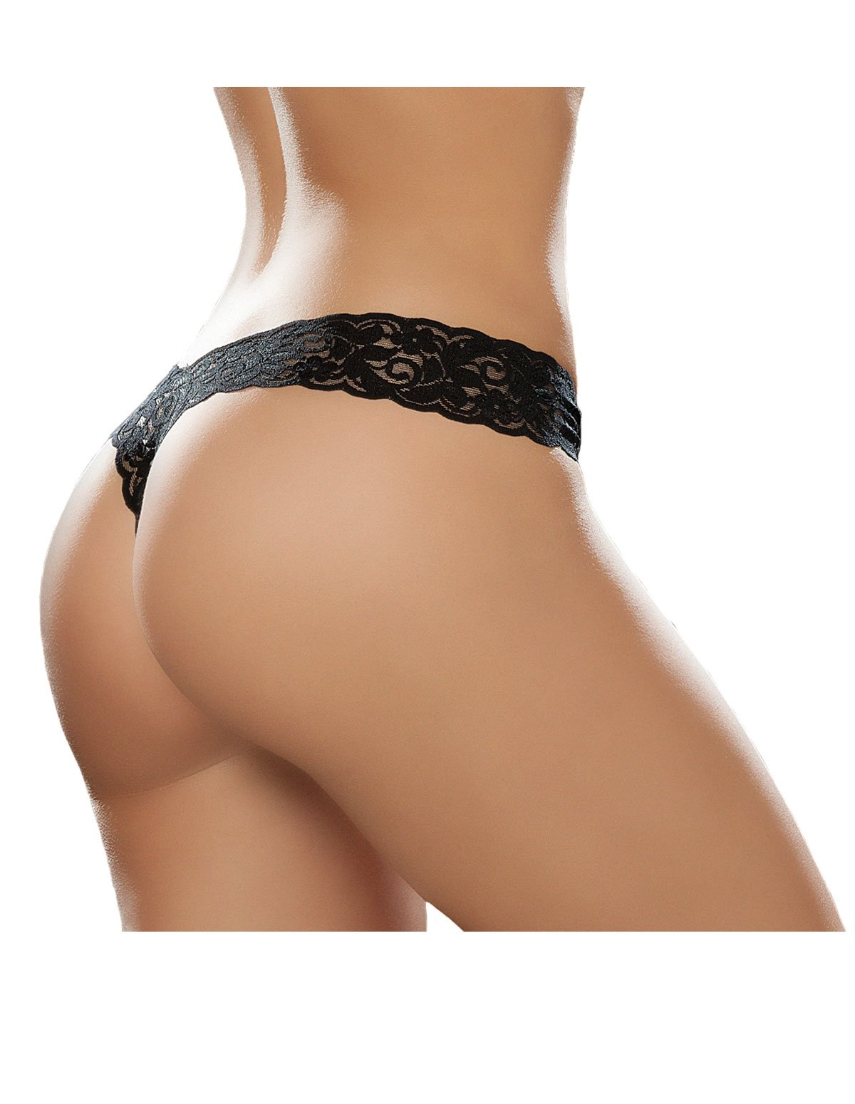 All Lace Thong