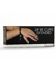 ZIP TIE CUFFS EXTENDED