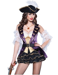 PIRATES BOOTY COSTUME