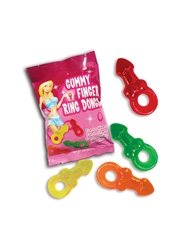 GUMMY FINGER RING DONG GUMMIES