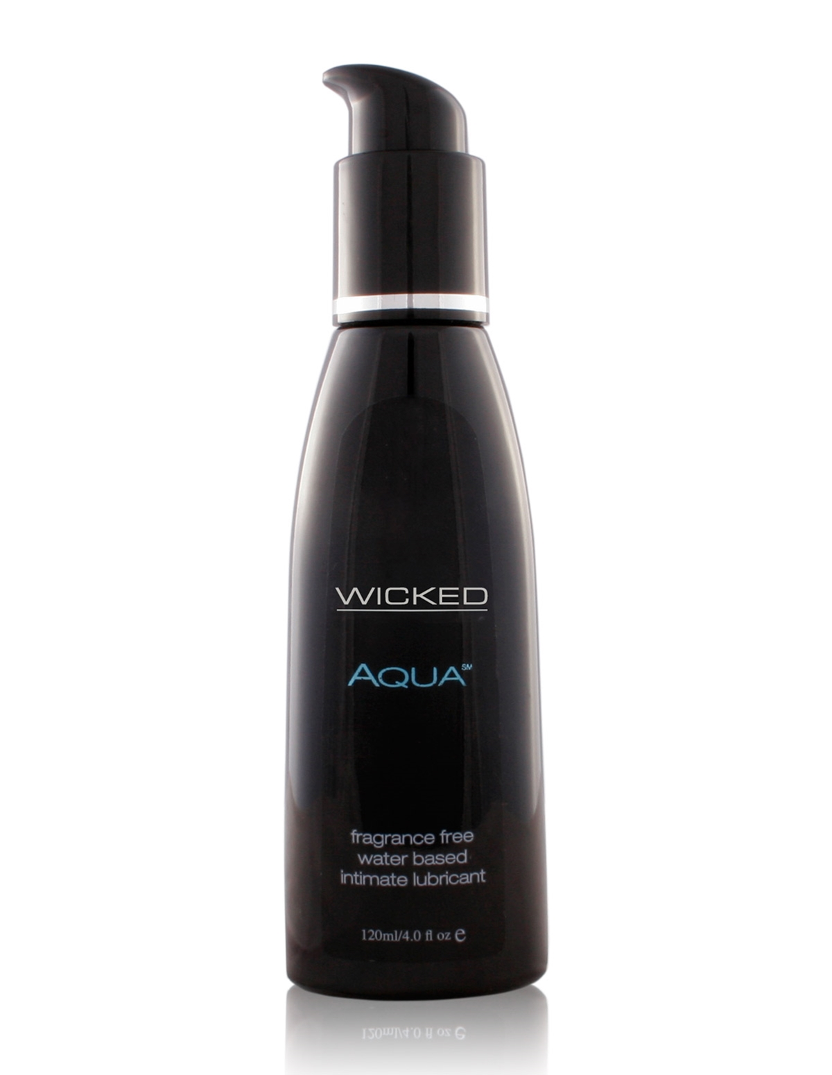 Aqua Waterbased Lubricant 4-Oz