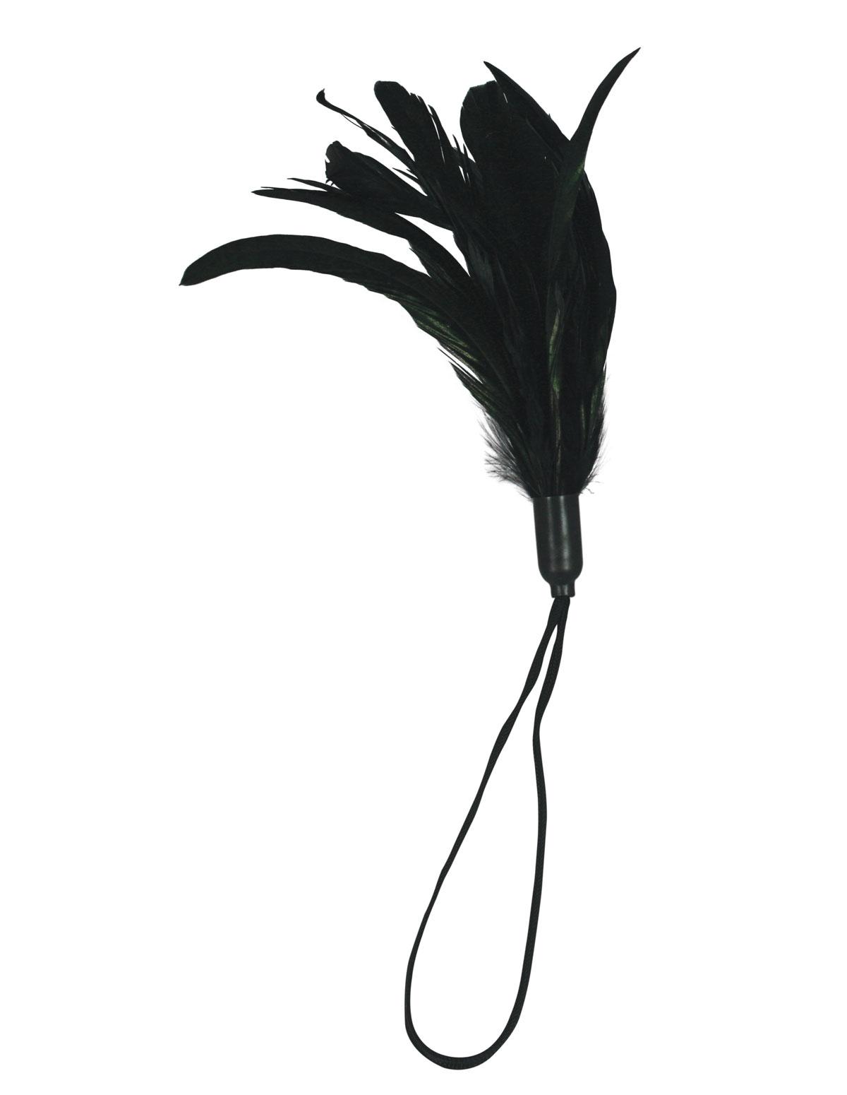 Pleasure Feather Black