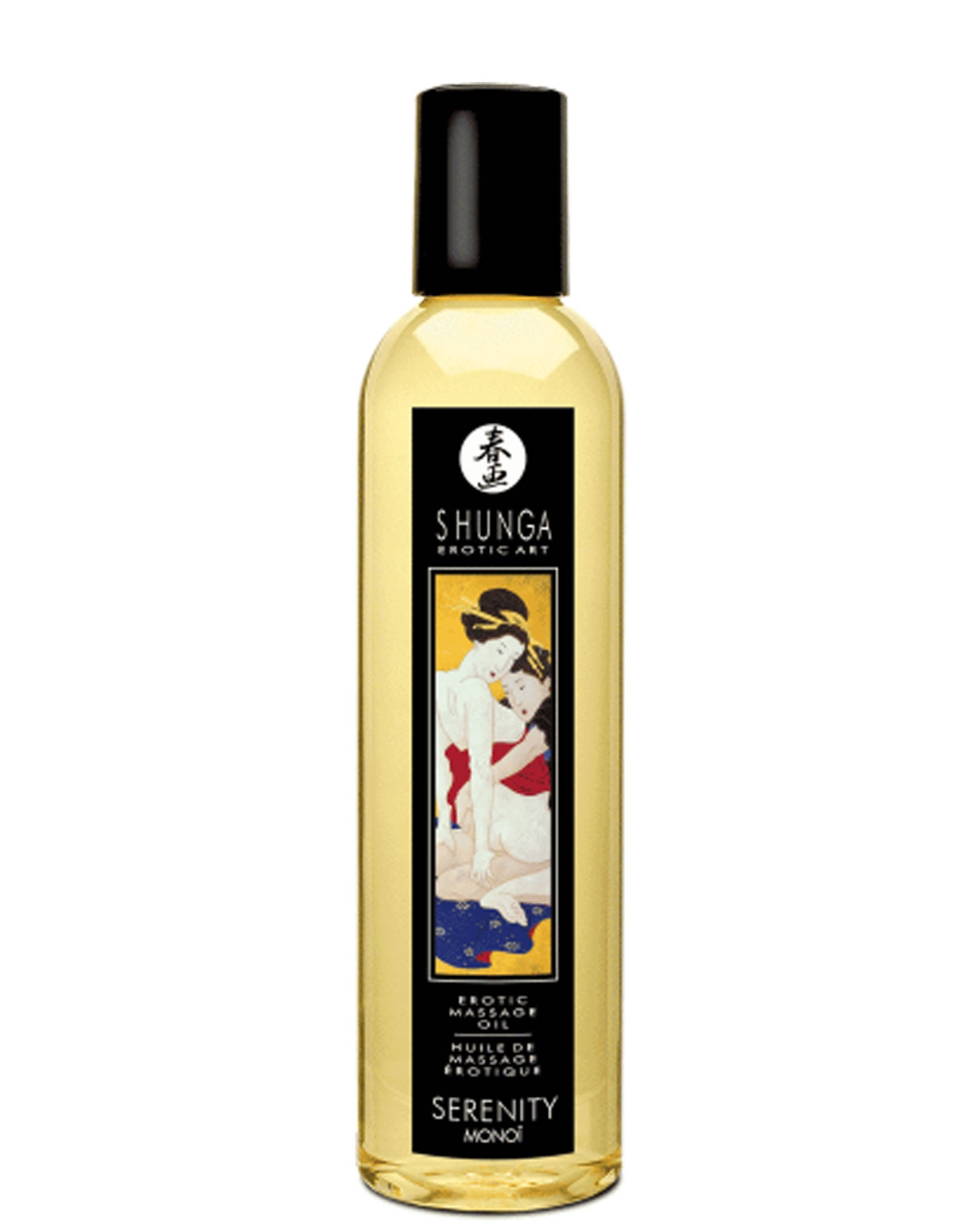Erotic Massage Oil Serenity Monoi