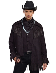 Alternate front view of MR. WESTERN 4PC COSTUME
