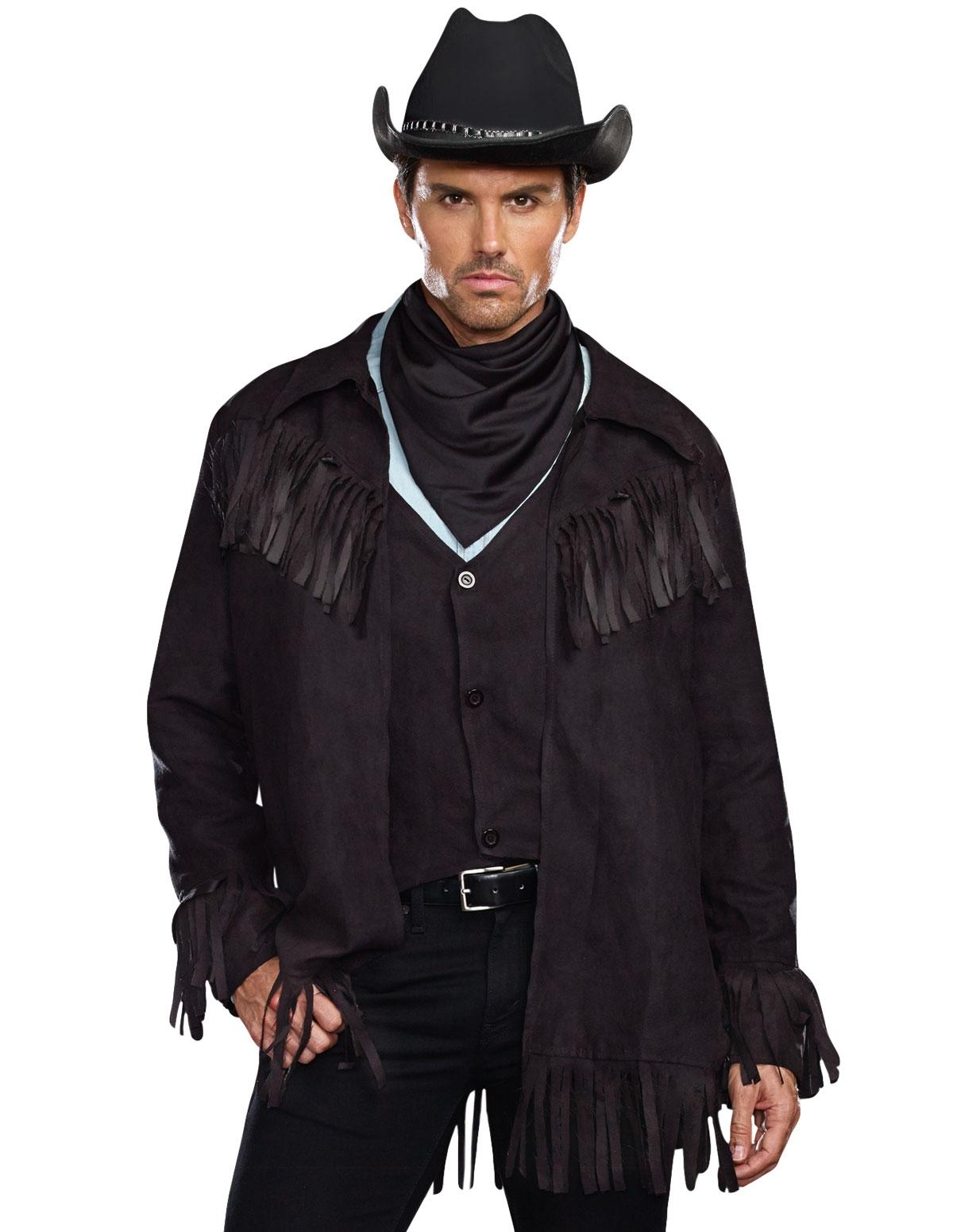 Mr. Western 4Pc Costume