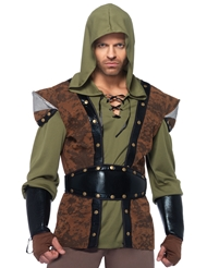 5PC ROBIN HOOD COSTUME