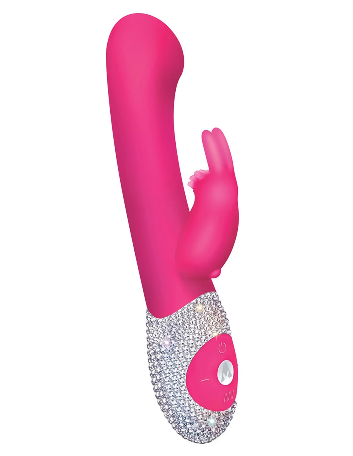 The G-Spot Bling Rabbit Vibrator