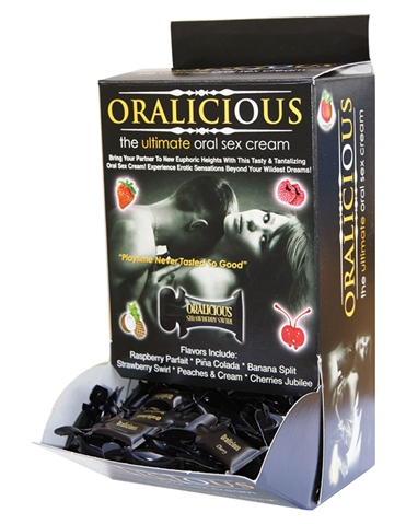 ORALICIOUS PILLOW PACK