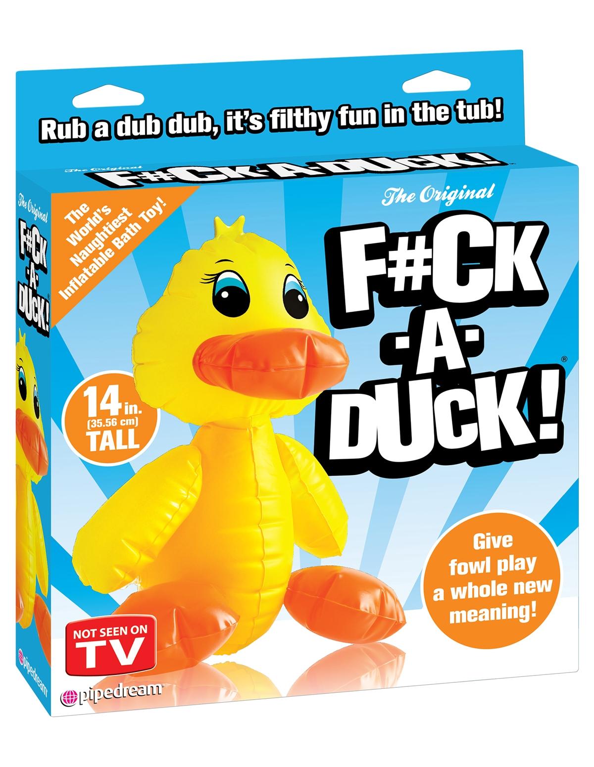 F#Ck A Duck!