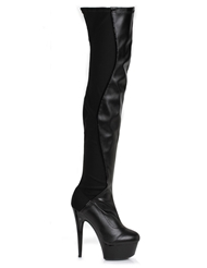 UNIQUE THIGH HIGH BOOT