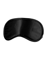 SOFT SATIN EYE MASK