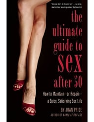 GUIDE TO SEX AFTER 50 BOOK