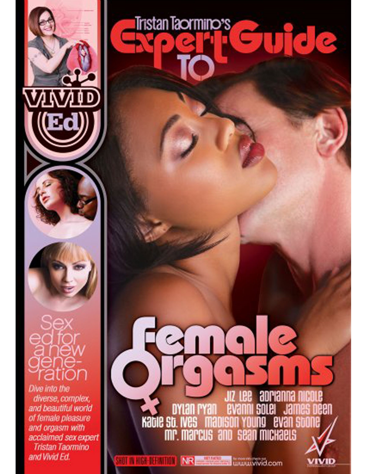 Female Orgasm Dvd