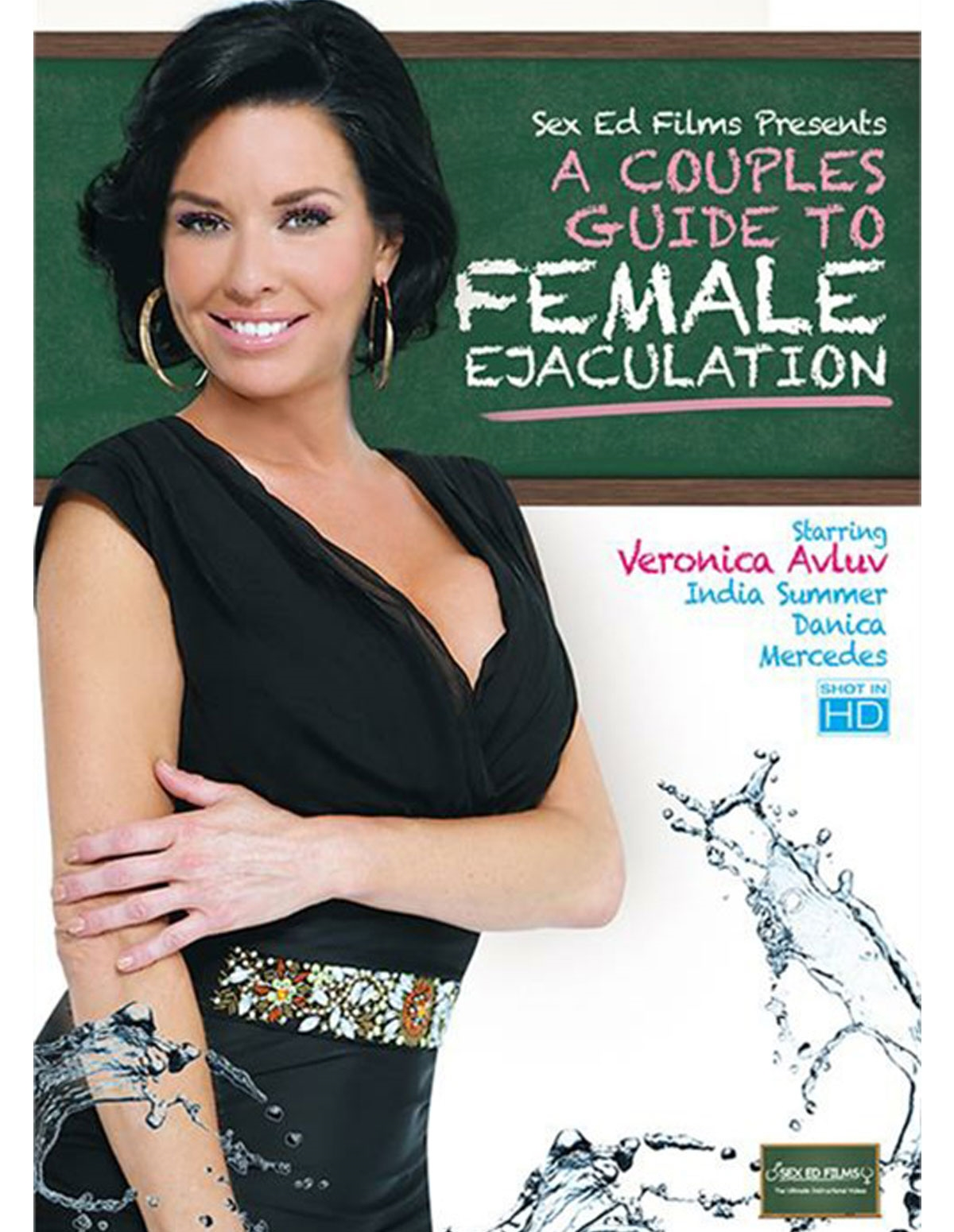 Couples Guide To Female Ejaculation Dvd  Lovers Lane-6901