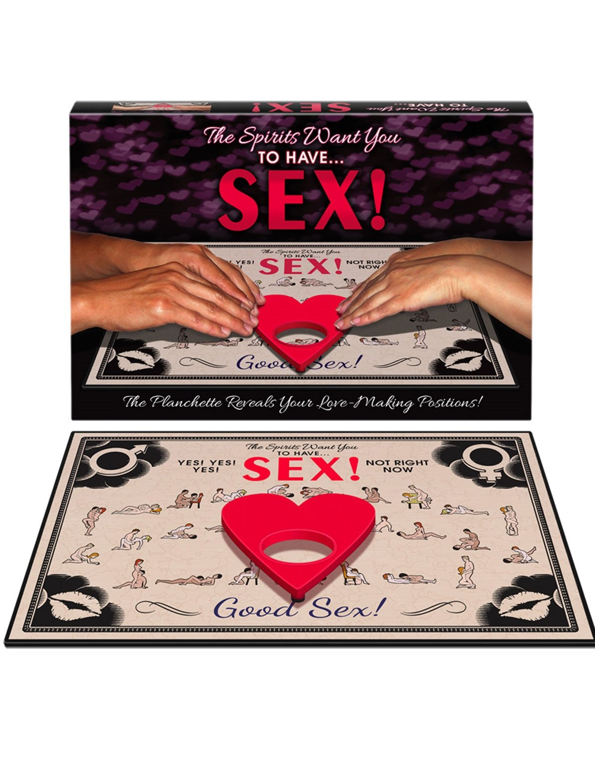 Spirits Want You To Have Sex! Board Game