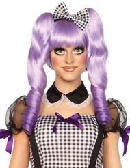 Alternate front view of DOLLY WIG