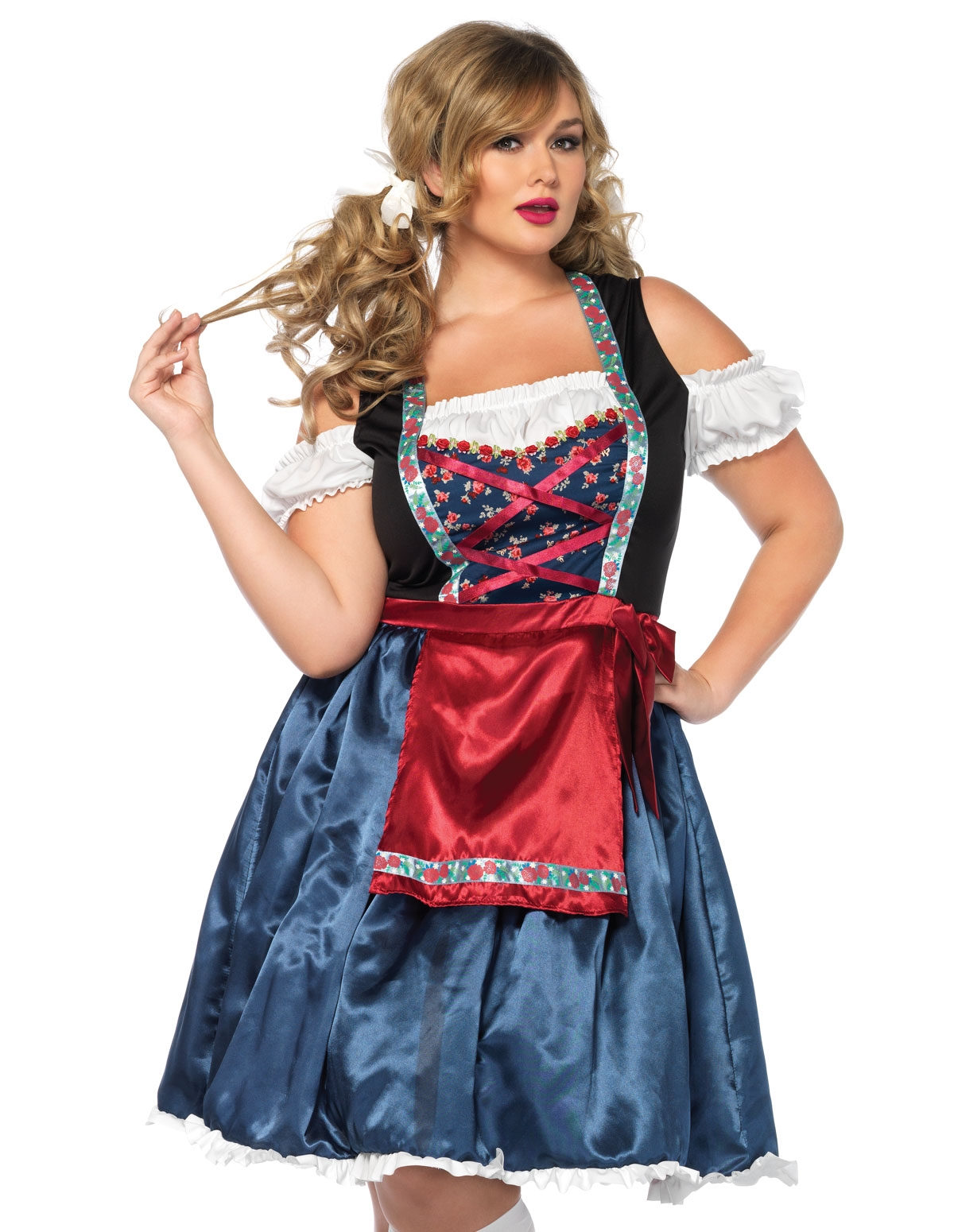 Beerfest Beauty Plus Size Costume