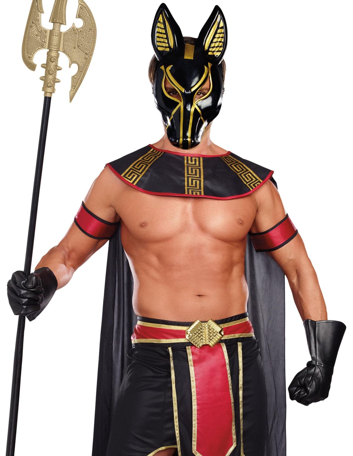 Anubis God Of The Underworld Costume
