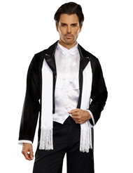 Alternate front view of PARTY AT GATSBYS MALE GATSBY COSTUME