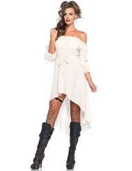 GAUZE PEASANT DRESS