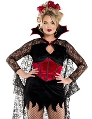 DARK CASTLE VAMPIRE COSTUME