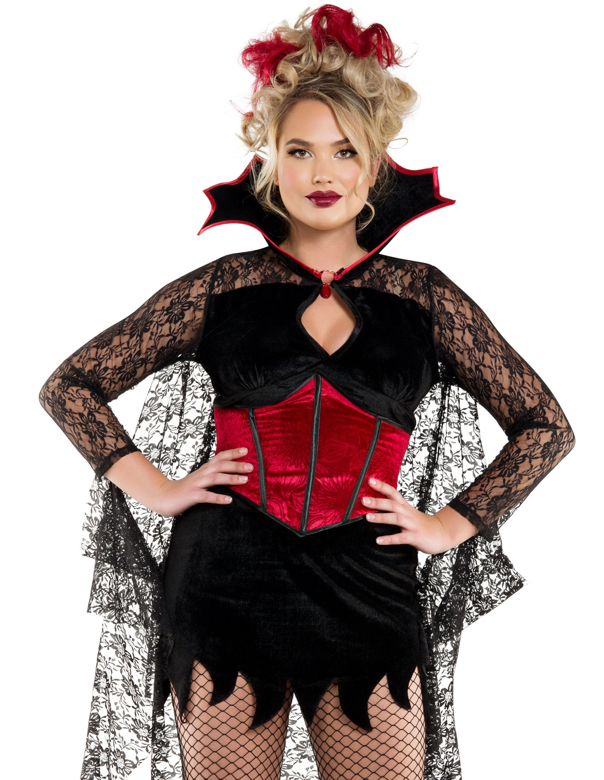 Dark Castle Vampire Costume