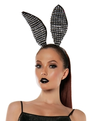 Alternate front view of SPARKLE BUNNY EARS