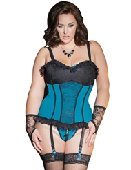 STAGE BEAUTY CORSET - PLUS