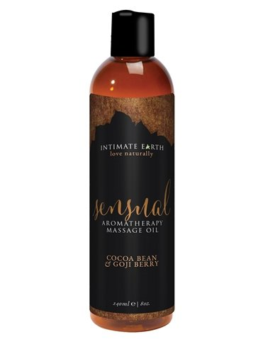 SENSUAL MASSAGE OIL 240ML