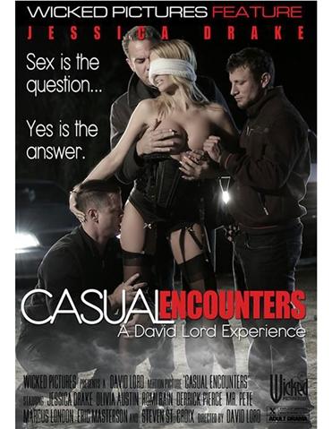 CASUAL ENCOUNTERS DVD
