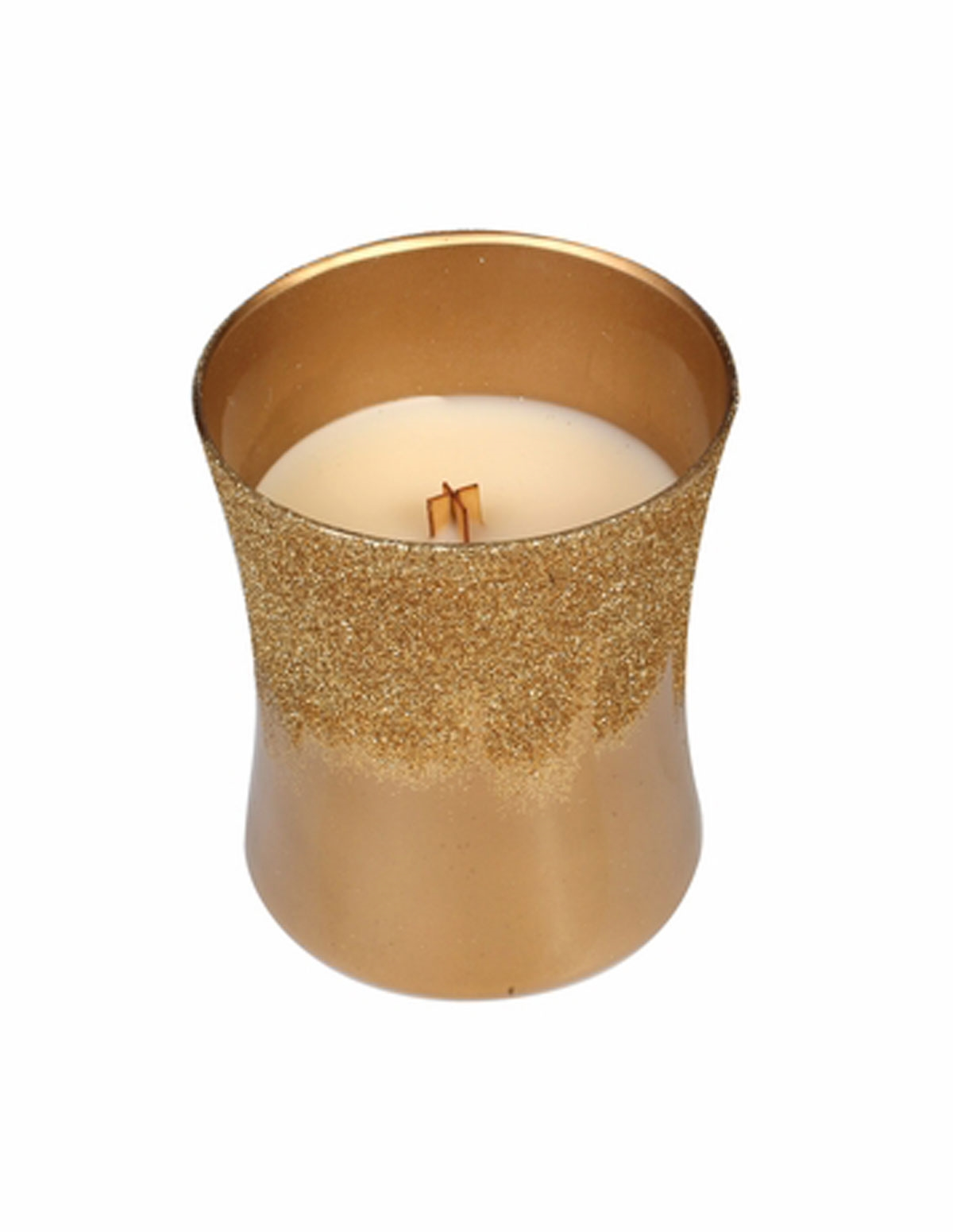 Oatmeal Cookie Crackling Woodwick Candle