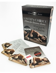 LOVERS CHOICE GAME
