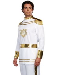 Alternate front view of FAIRYTALE PRINCE COSTUME