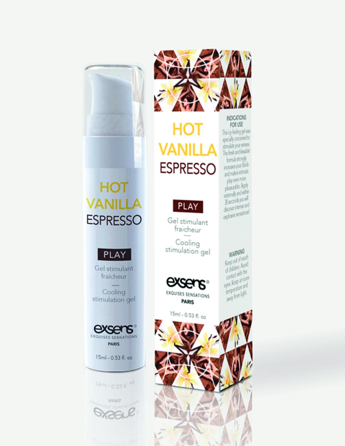 Exsens Vanilla Espresso Arousal Gel
