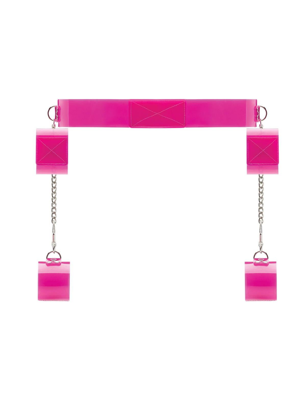 Slave Princess Pink Bondage Belt