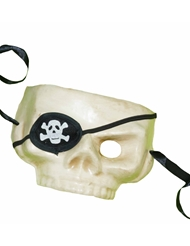 PIRATE SKULL MASK