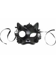 STEAMPUNK CAT MASK