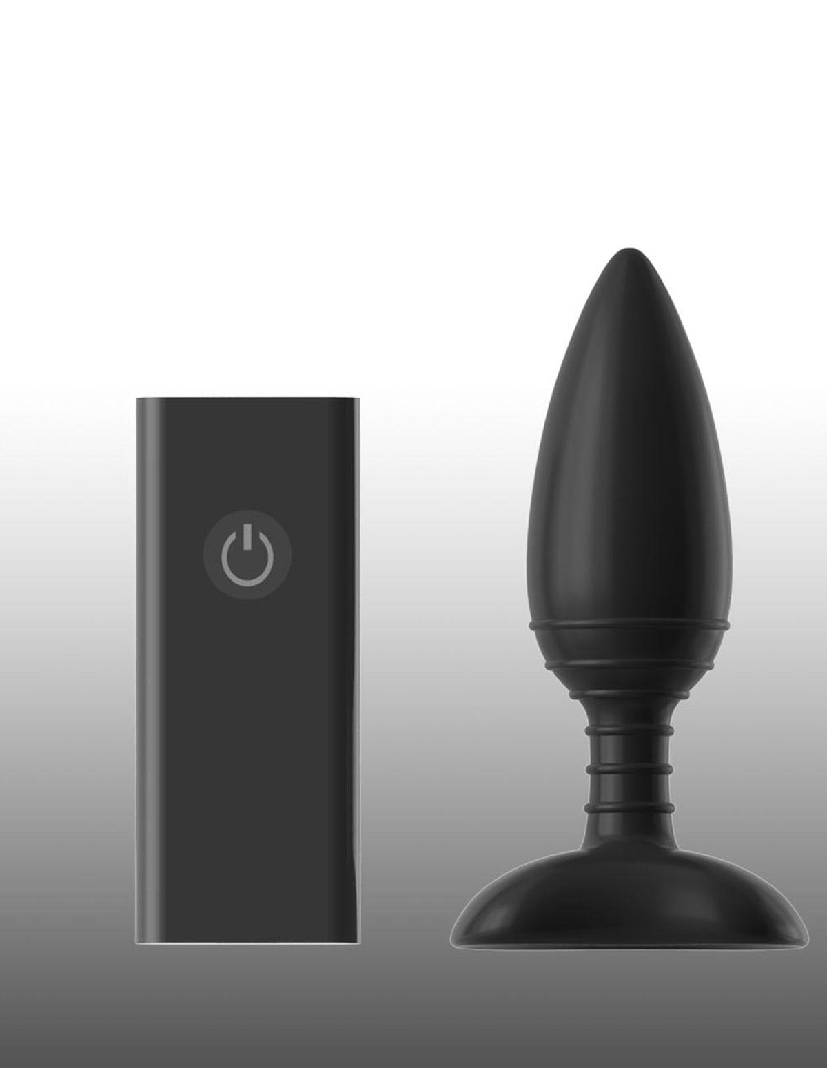 Nexus Ace Remote Control Butt Plug Small