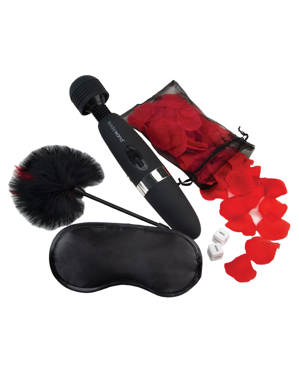 Bodywand Bed Of Roses Set