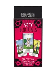 SEX FORTUNE CARD GAME